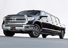 Toyota Tundrasine: Osm dve�� do r�je