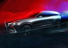 Mazda CX-9 se ukáže v Los Angeles, tohle je první oficiální skica