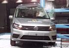 Euro NCAP 2015: Volkswagen  Caddy � �ty�i hv�zdy i podruh�