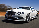 Bentley Continental GT Speed a jeho maxim�ln� rychlost (+video)
