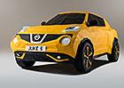 Nissan Juke jako origami v životní velikosti (+video)