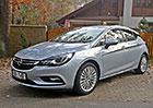 Opel Astra K vstoupil na český trh, stojí nejméně 319.900 Kč