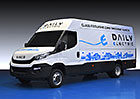 Iveco odhaluje nov� Daily Electric