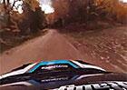 Video: Zažijte rallye v Subaru díky kamerám umožňujícím rozhled do všech stran