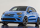 Fiat p�edstavil dva koncepty na z�klad� modelu 500X � sn�en� Chicane a zv�en� Mobe