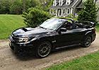 Subaru Impreza WRX STI jako kabriolet? Pr�v� je na prodej!