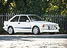 Rychlé evropské Fordy míří do aukce
