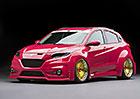 Honda HR-V: Zdivo�el� koncepty pro SEMA