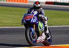 MotoGP 2015: Kvalifikaci ve Valencii zvládl Lorenzo v novém rekordu
