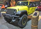 Jeep Wrangler od Moparu:  Americký offroad do těch nejtěžších podmínek