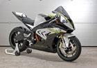 BMW eRR: Elektrický superbike od Bavorů
