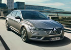 Renault Talisman: Základ s 1.5 dCi (81 kW) za 619.900 Kč