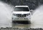 Toyota Land Cruiser: P�t dve�� a nov� turbodiesel 2.8 D-4D za 1,16 milionu K�