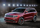 Jeep Grand Cherokee SRT v nov�m vyd�n� Night Edition