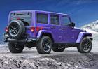 Jeep Wrangler Backcountry m� oslavovat zimn� sez�nu