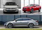 Renault Talisman: Cenové srovnání s konkurencí