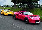 Lotus Elise Sport a Sport 220: Redukční dieta