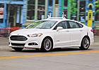 Ford testuje autonomní řízení v umělém městečku Mcity (+videa)