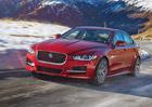 Jaguar XE 2017: Konečně s pohonem všech kol