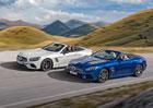 Mercedes-Benz SL 2016: Více výkonu a elektroniky