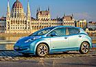 Nissan Leaf 30 kWh: Větší dojezd a něco víc by nebylo?
