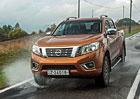 Nissan NP300 Navara m� �esk� cen�k, stoj� nejm�n� 679.800 K�