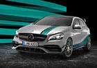 Mercedes-AMG A 45 oslavuje tituly v královně motoristického sportu