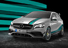Mercedes-AMG A 45 oslavuje tituly v kr�lovn� motoristick�ho sportu