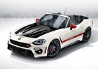 Abarth se mo�n� vr�t� do WRC. Se 124 Spider!