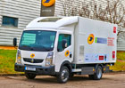 Renault Trucks a elektřinou poháněné modely Maxity a D