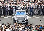 Bentley Bentayga: Sériová výroba opulentního SUV zahájena