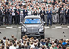 Bentley Bentayga: S�riov� v�roba opulentn�ho SUV zah�jena