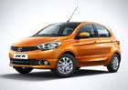 Indická Tata změnila název nového vozu ze Zica na Tiago
