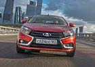 Lada Vesta a XRAY se budou prod�vat v EU, spln� normu Euro 6