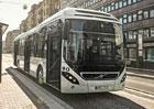 Volvo spustí výrobu hybridních autobusů v Indii
