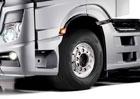 Pneu Hankook pro Mercedes-Benz Actros: Do prvovýroby
