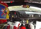 Video: Ferrari 360 Rally v plném nasazení na RZ je úchvatná podívaná