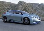 Nissan nabídne elektromobil se spalovacím motorem