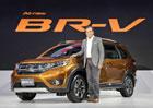 Honda BR-V oficiálně: Crossover se představil v Thajsku