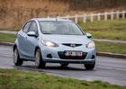 Ojetá Mazda2: Méně kil odolnost nesnižuje