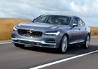 Volvo S90 oficiálně: Pod kapotou čtyřválce a hybrid se 407 koňmi, debut v Detroitu (+videa)