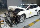 Euro NCAP 2015: Infiniti Q30 � P�t hv�zd pro prvn� kompakt zna�ky