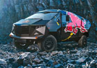 Red Bull zm�nil Land Rover Defender ve st�ha�kou inspirovan� monstrum