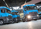 Mercedes-Benz Actros: Vyrobeno již 100.000 vozidel aktuální generace