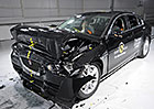 Euro NCAP 2015: Jaguar XE – Za pět navzdory průměrné ochraně řidiče