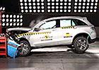 Euro NCAP 2015: Mercedes GLC � P�t hv�zd pro n�stupce GLK