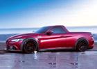 Alfa Romeo Giulia QV jako sportovn�... pick-up!
