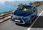 J�zdn� dojmy Lexus RX: Luxusn� a hybridn�