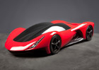 Ferrari Top Design School Challenge: Superauto pro rok 2040