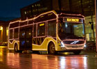 Volvo Buses a v�no�n� elektrobus pro linku 55 (+video)